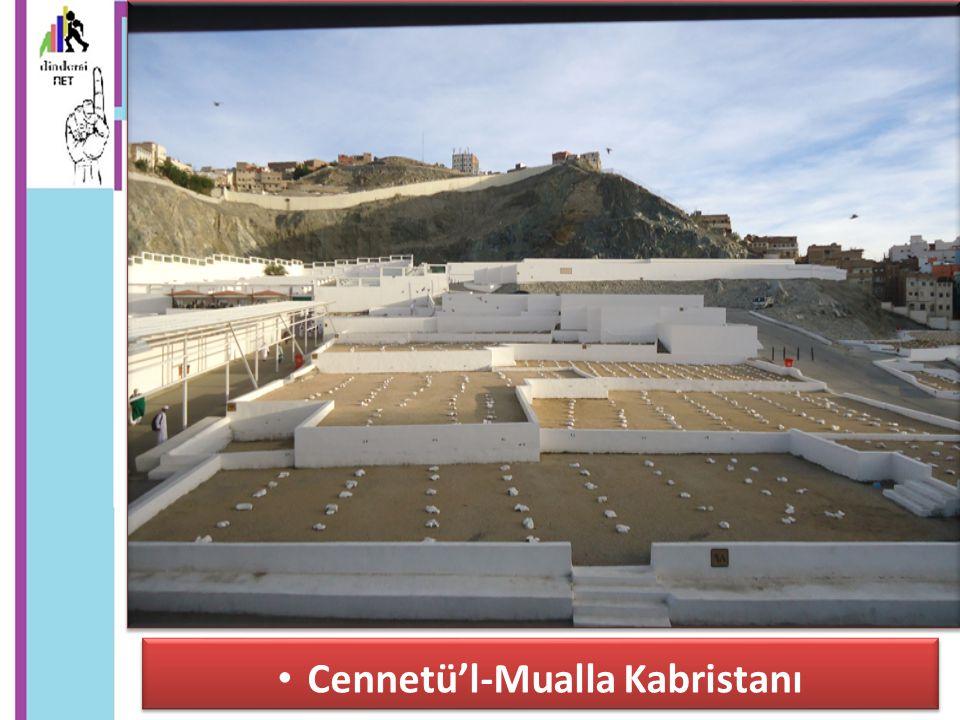 Cennetü'l-Mualla Kabristanı