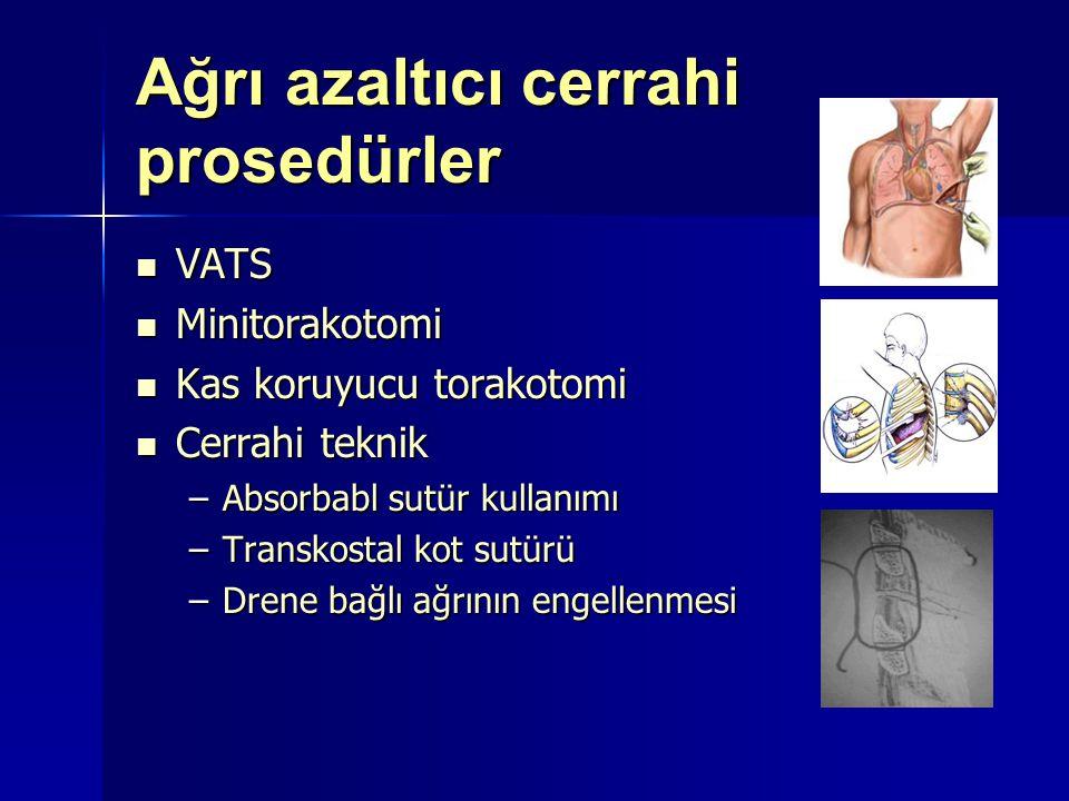 Ağrı azaltıcı cerrahi prosedürler