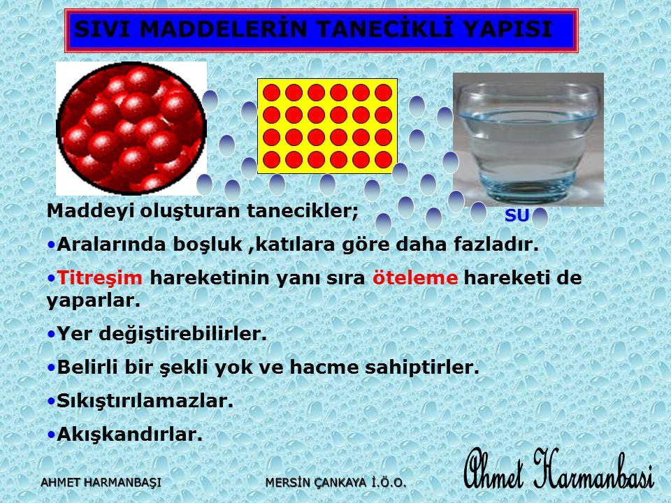 Ahmet Harmanbasi SIVI MADDELERİN TANECİKLİ YAPISI