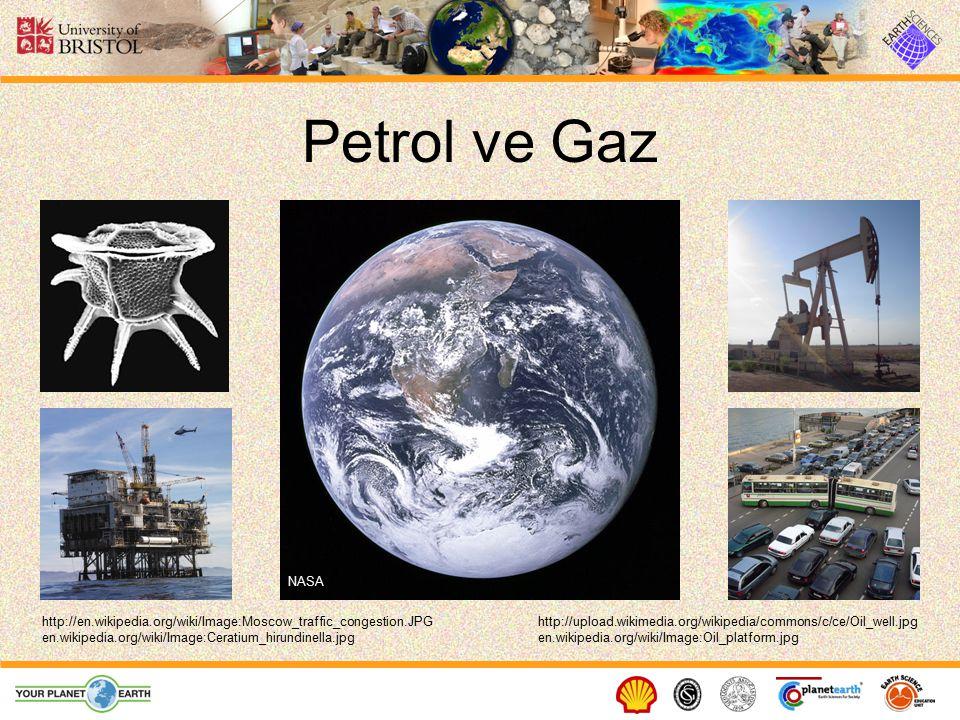 Petrol ve Gaz