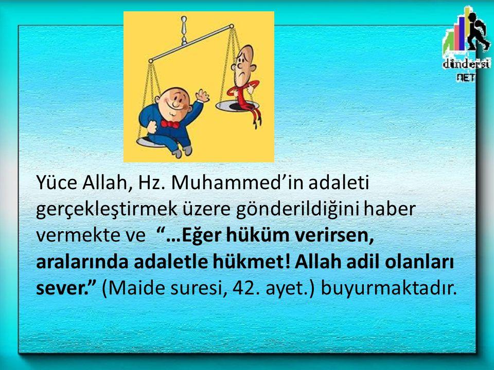Yüce Allah, Hz.