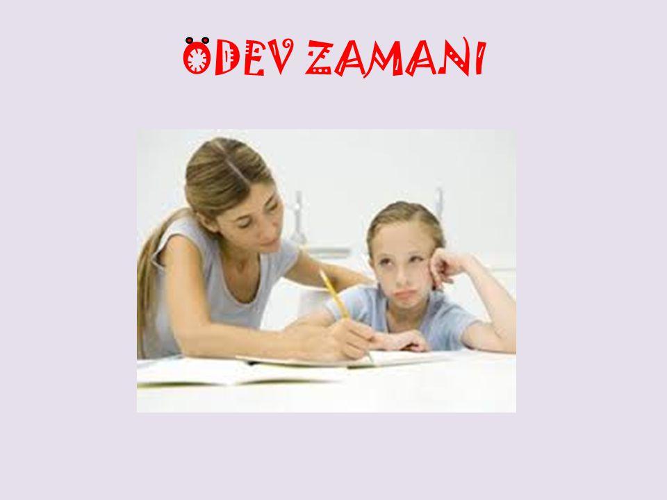 ODEV ZAMANI