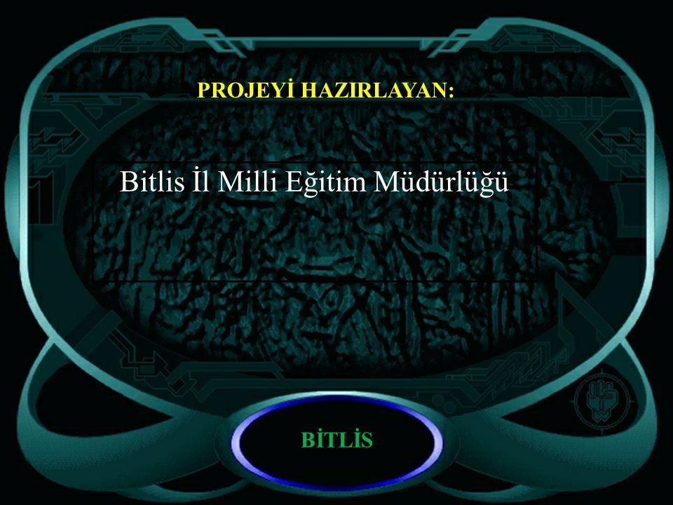 Bitlis İl Milli Eğitim Müdürlüğü
