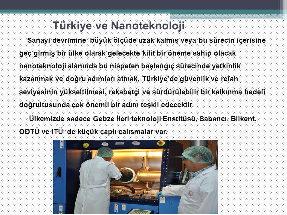 Türkiye ve Nanoteknoloji