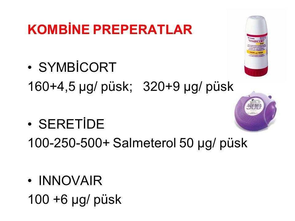 100-250-500+ Salmeterol 50 µg/ püsk INNOVAIR 100 +6 µg/ püsk