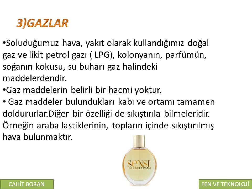 3)GAZLAR