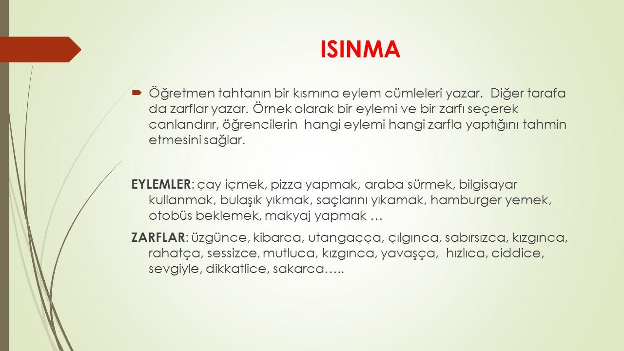 ISINMA