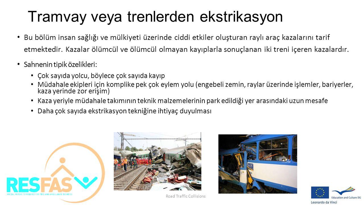 Tramvay veya trenlerden ekstrikasyon