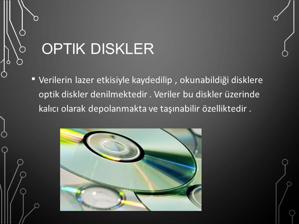 Optik Diskler