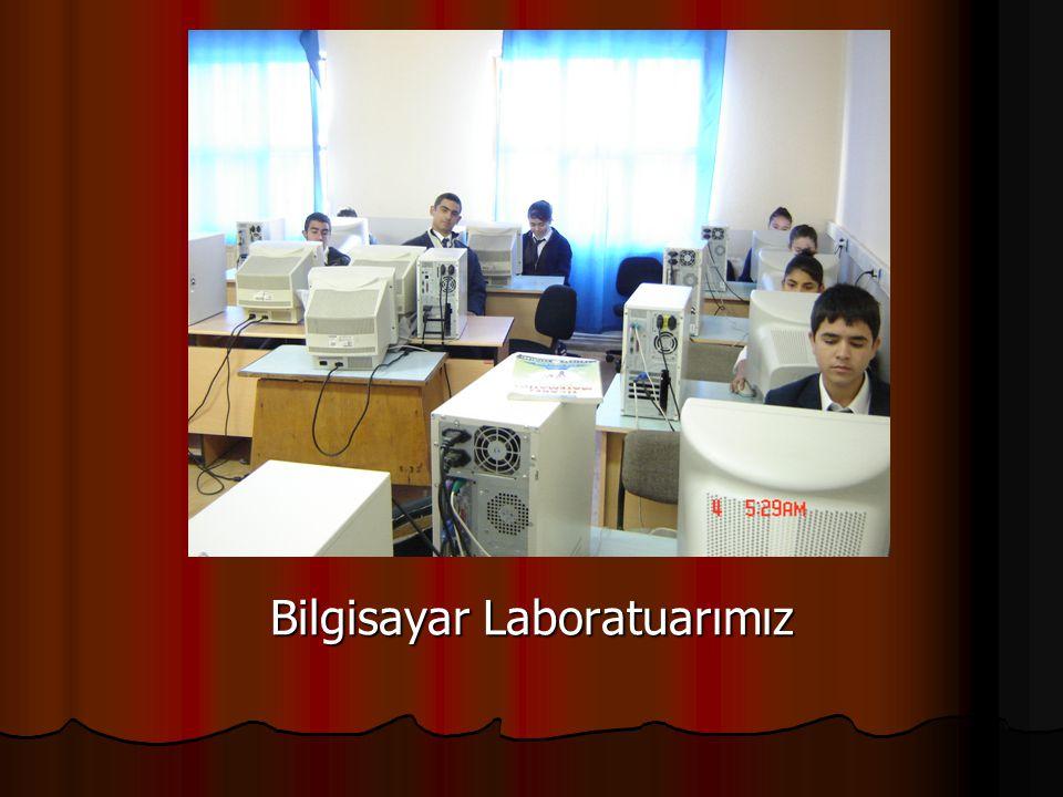 Bilgisayar Laboratuarımız