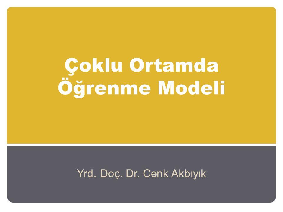 Çoklu Ortamda Öğrenme Modeli