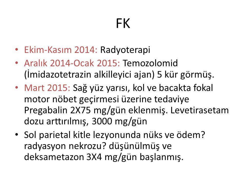 FK Ekim-Kasım 2014: Radyoterapi