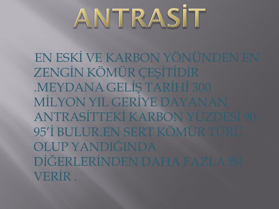 ANTRASİT