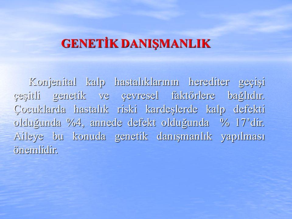 GENETİK DANIŞMANLIK