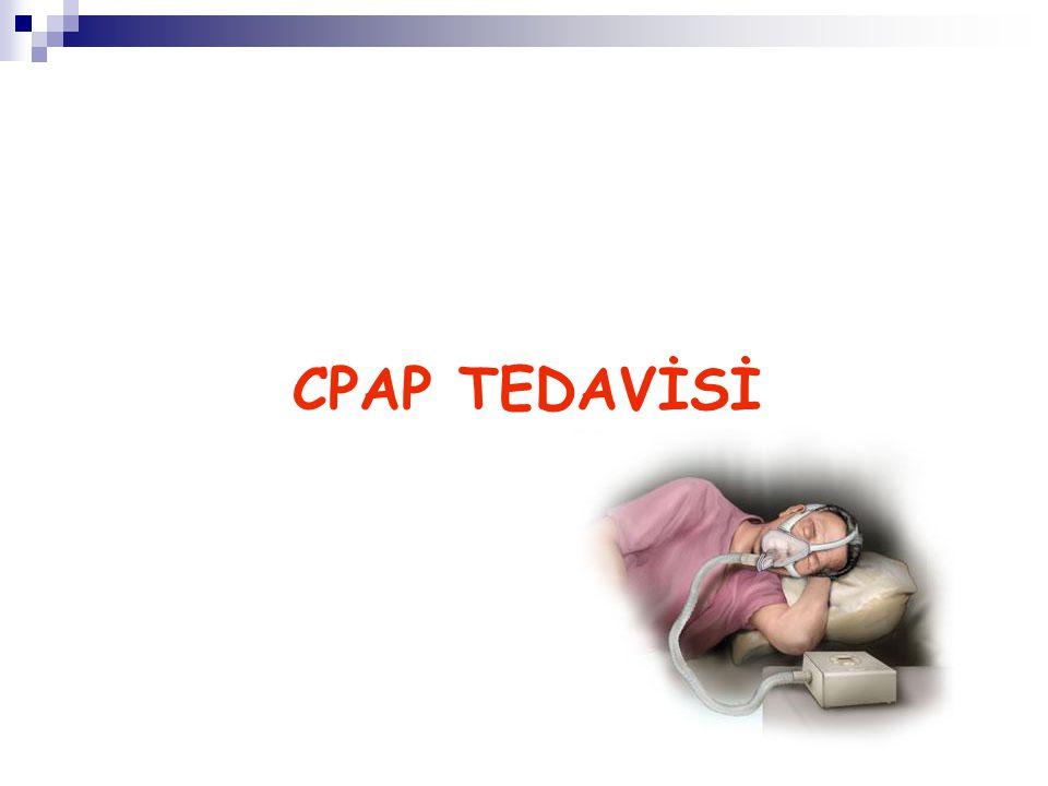 CPAP TEDAVİSİ