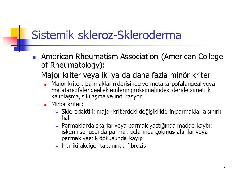 Sistemik skleroz-Skleroderma