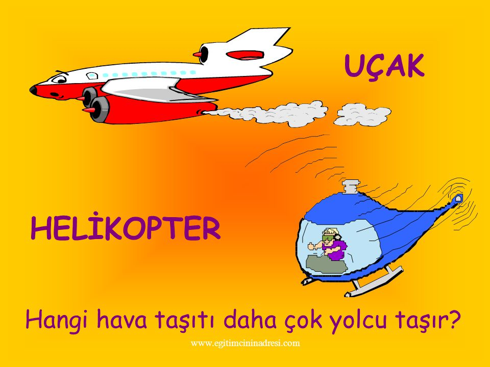 Hangi hava taşıtı daha çok yolcu taşır
