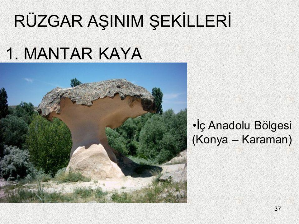İç Anadolu Bölgesi (Konya – Karaman)