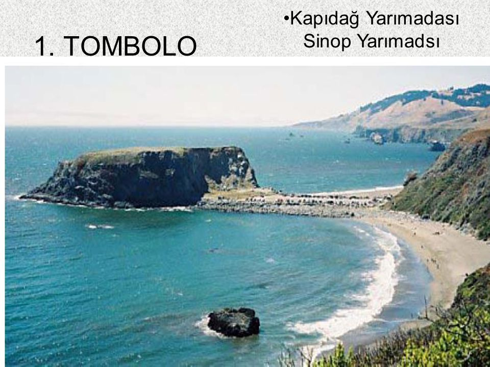 Kapıdağ Yarımadası Sinop Yarımadsı