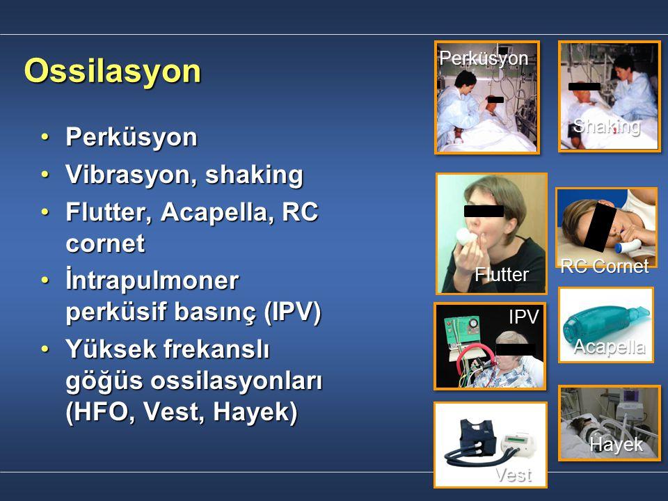 Ossilasyon Perküsyon Vibrasyon, shaking Flutter, Acapella, RC cornet