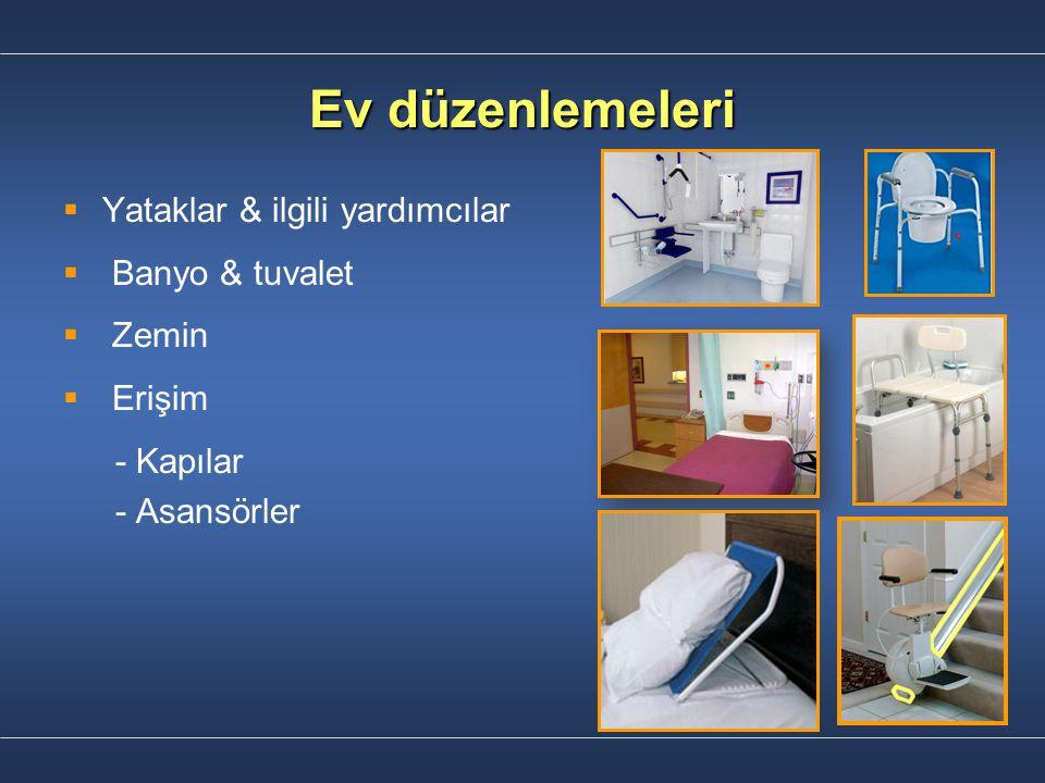 Ev düzenlemeleri Yataklar & ilgili yardımcılar Banyo & tuvalet Zemin