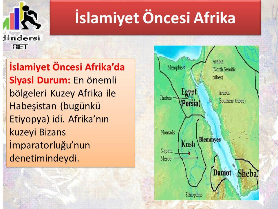 İslamiyet Öncesi Afrika