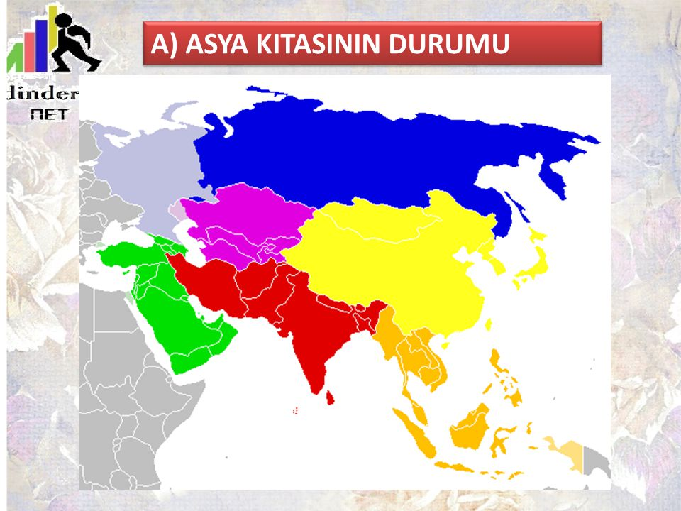 A) ASYA KITASININ DURUMU