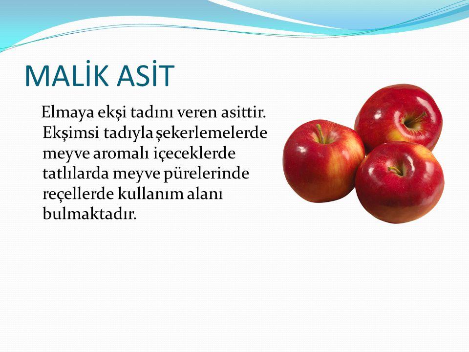 MALİK ASİT