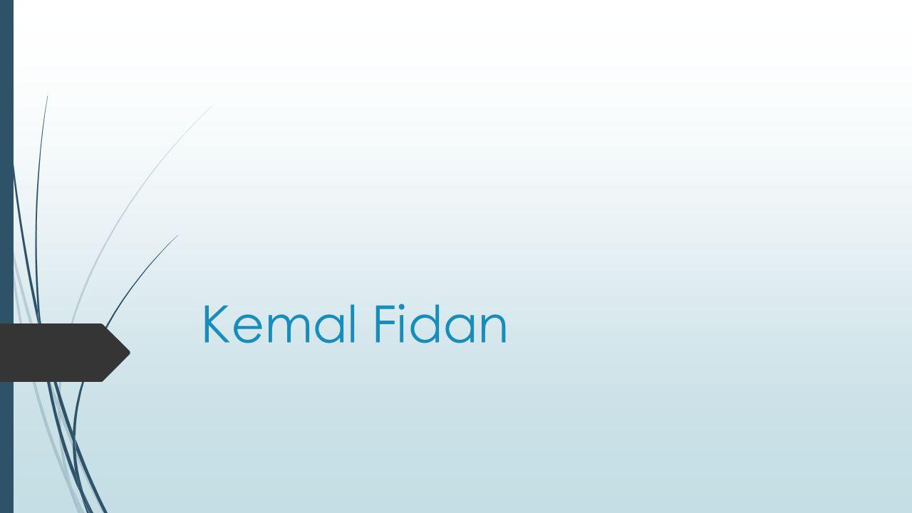 Kemal Fidan
