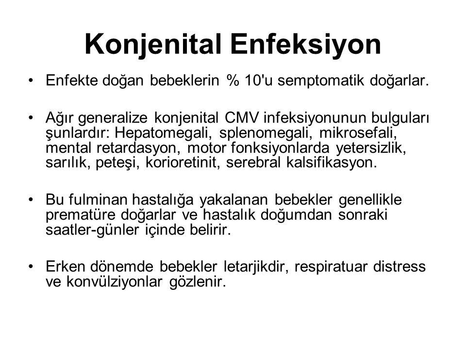 Konjenital Enfeksiyon
