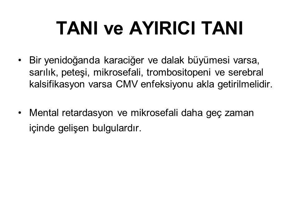 TANI ve AYIRICI TANI