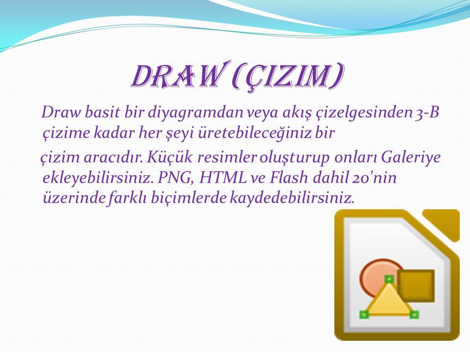 Draw (Çizim)