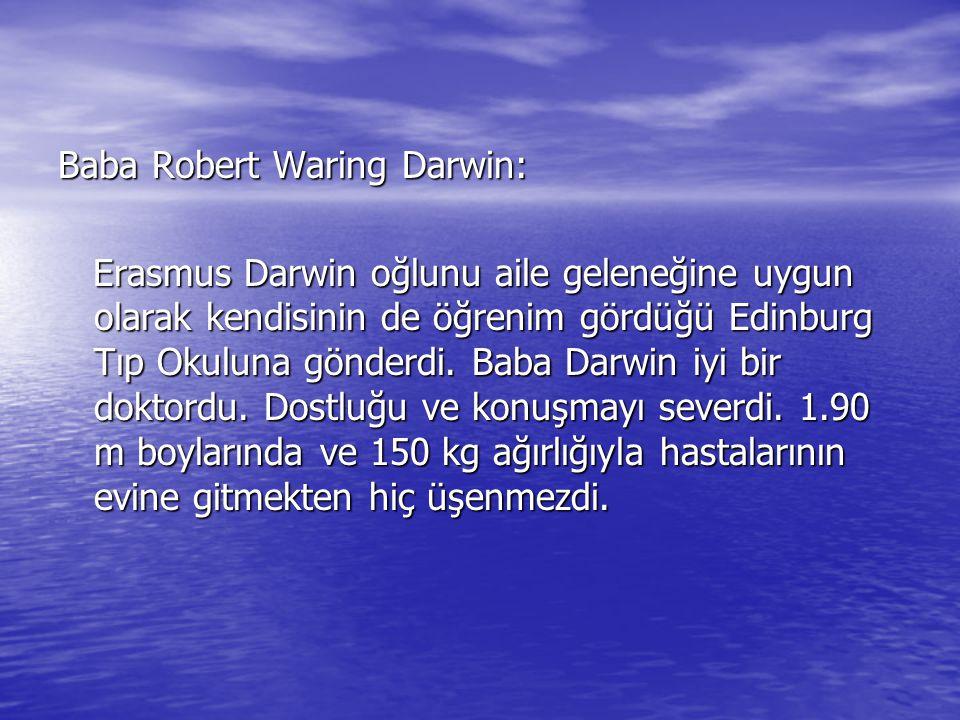 Baba Robert Waring Darwin:
