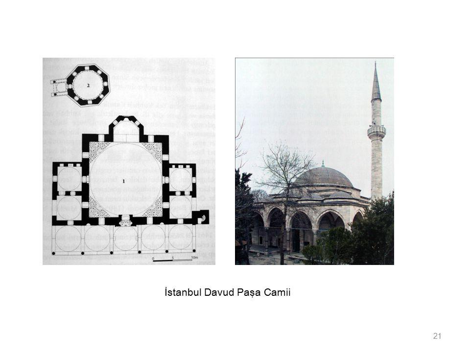 İstanbul Davud Paşa Camii