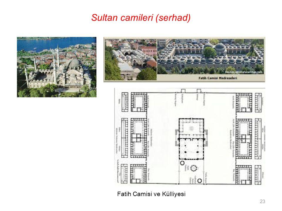 Fatih Camisi ve Külliyesi