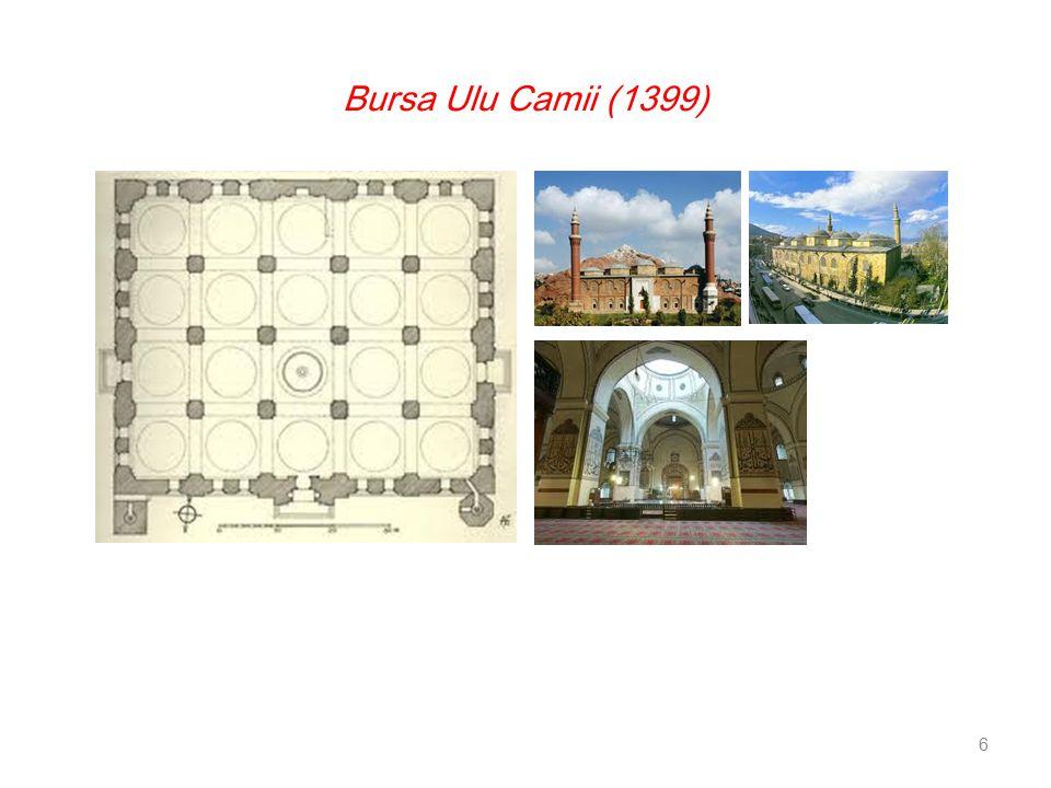 Bursa Ulu Camii (1399)