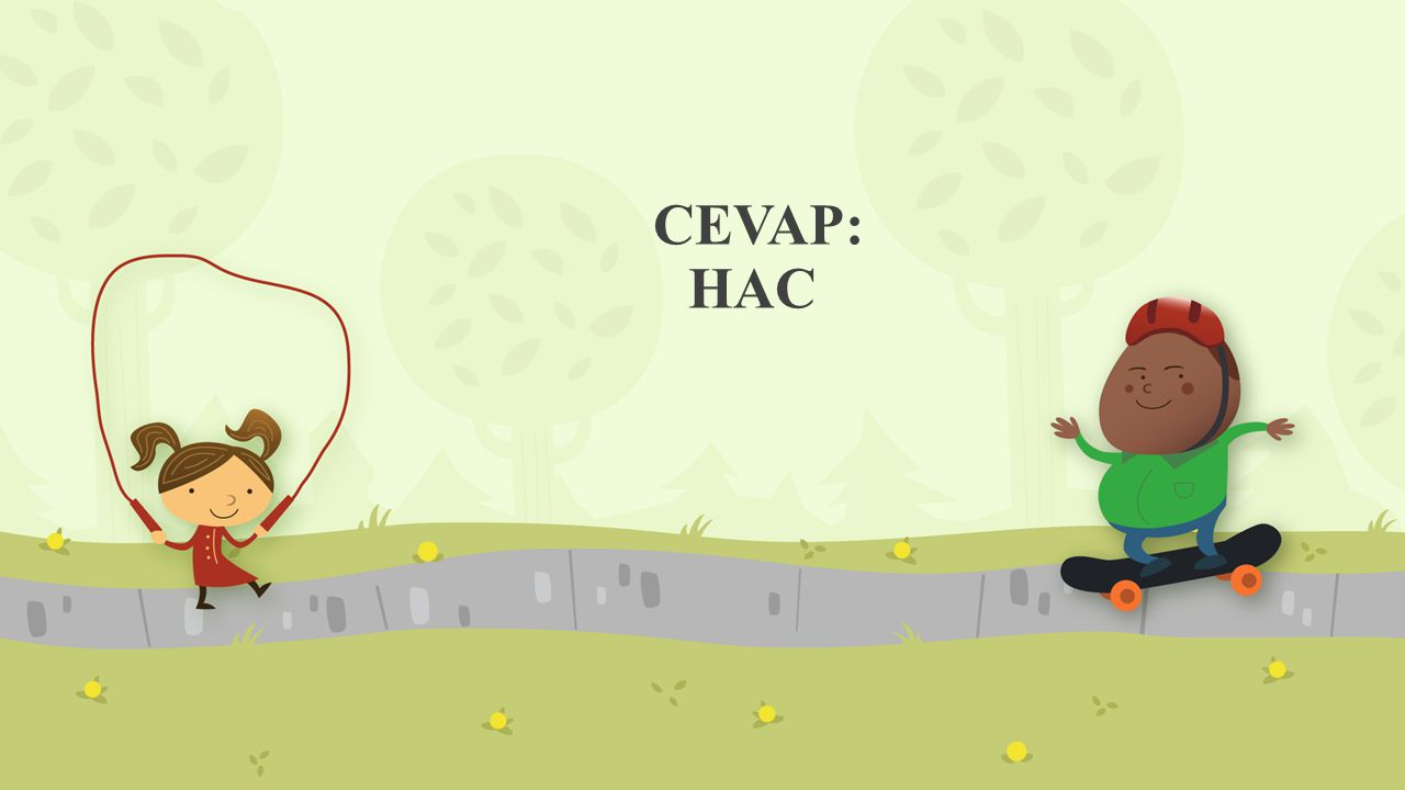 CEVAP: HAC