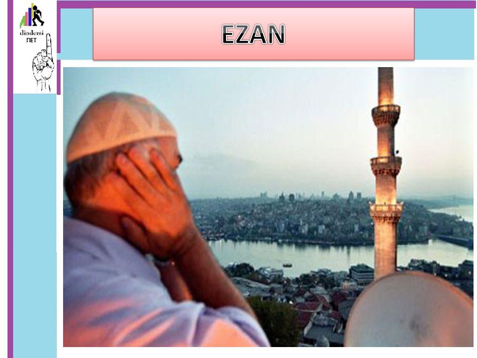 EZAN . .