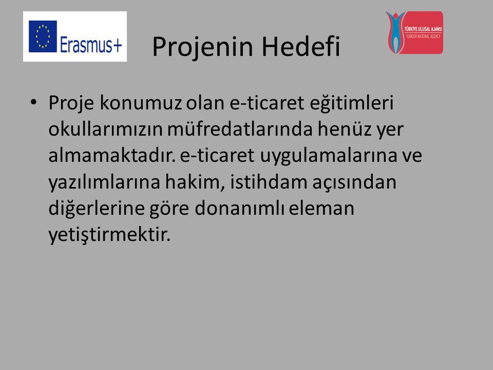 Projenin Hedefi