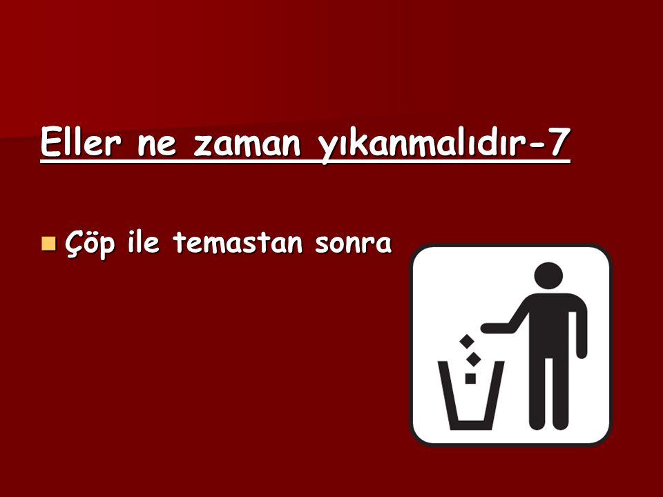 Eller ne zaman yıkanmalıdır-7