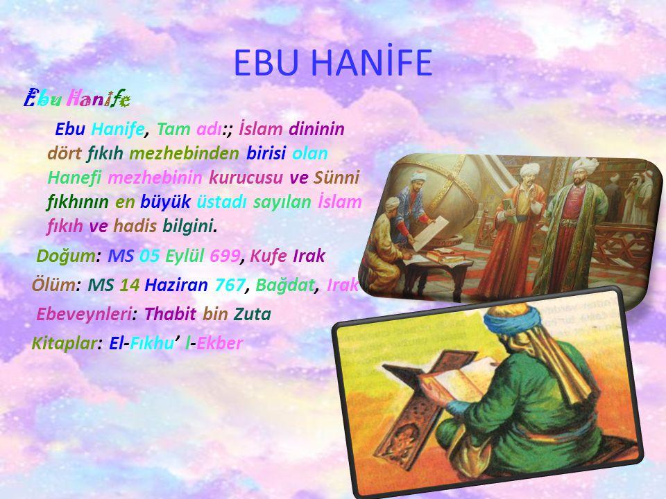 EBU HANİFE