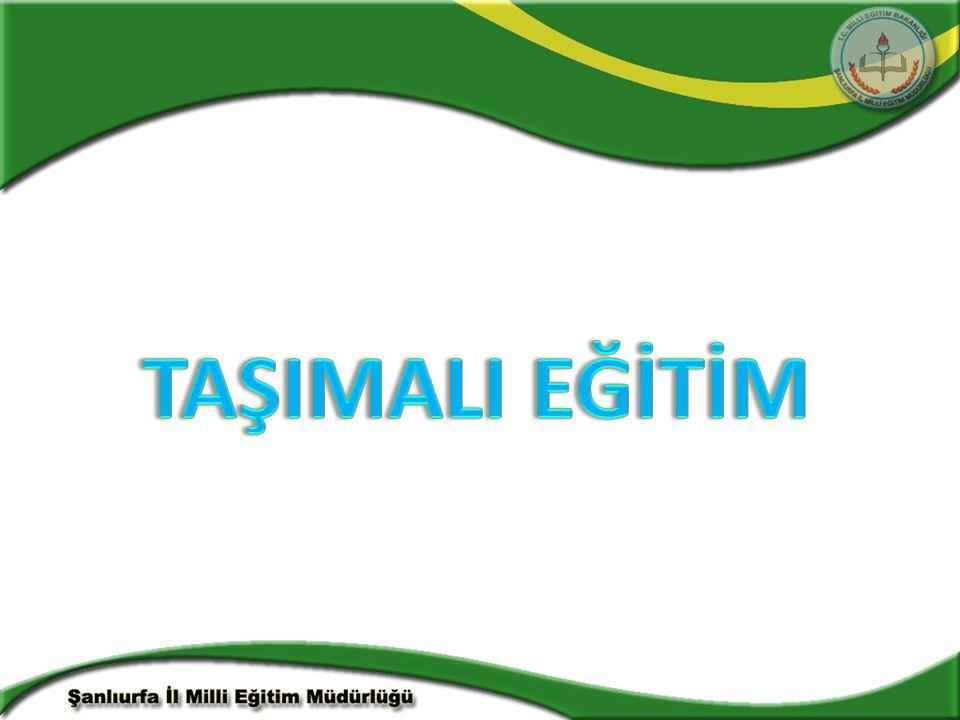 TAŞIMALI EĞİTİM