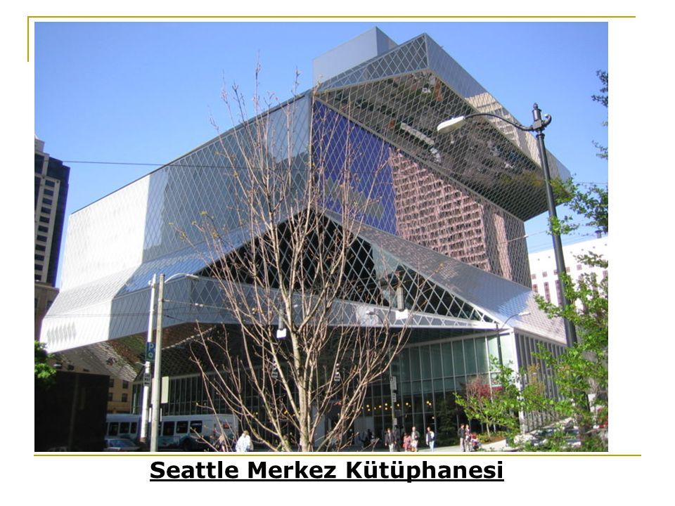 Seattle Merkez Kütüphanesi