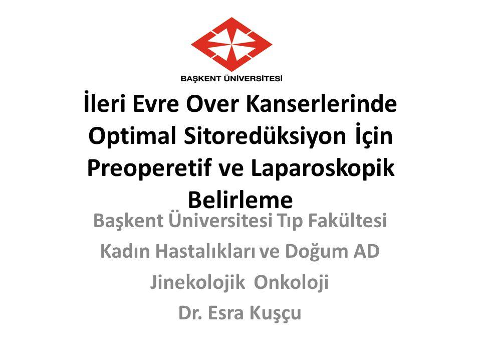 Başkent Üniversitesi Tıp Fakültesi Kadın Hastalıkları ve Doğum AD