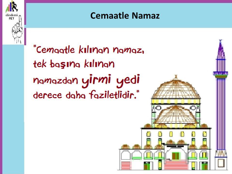 Cemaatle Namaz .