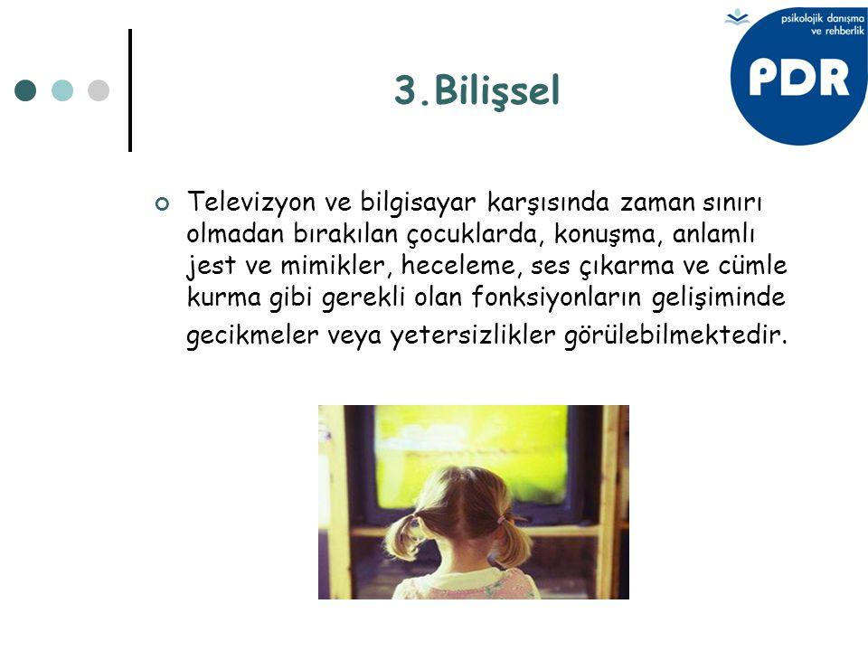 3.Bilişsel