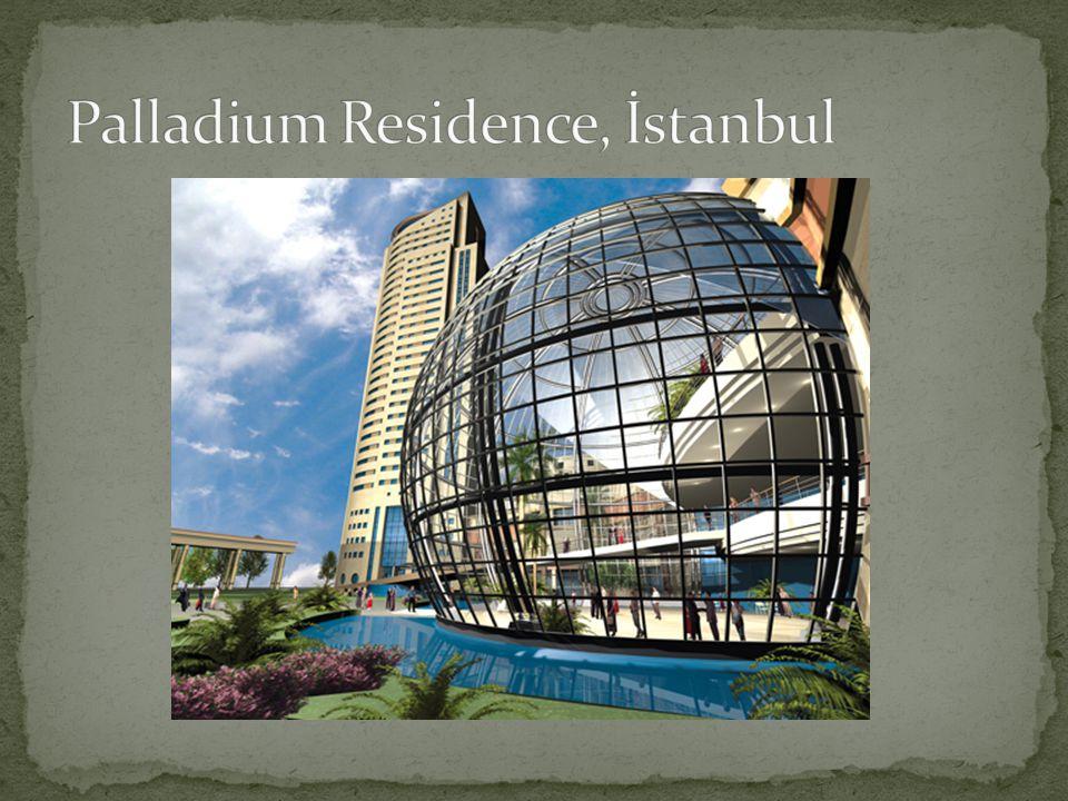 Palladium Residence, İstanbul