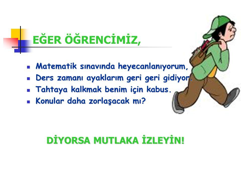 DİYORSA MUTLAKA İZLEYİN!