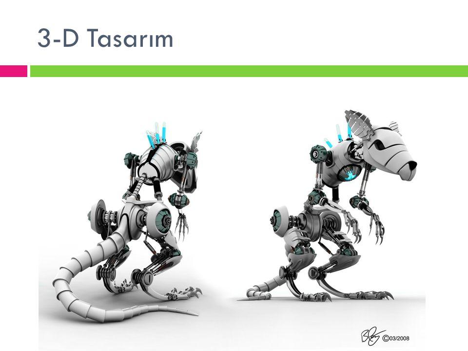 3-D Tasarım
