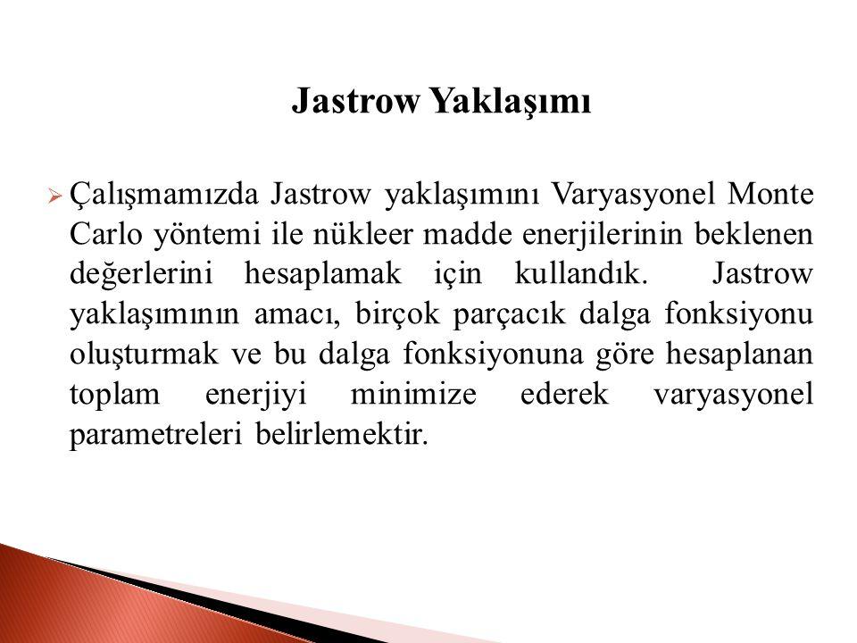 Jastrow Yaklaşımı